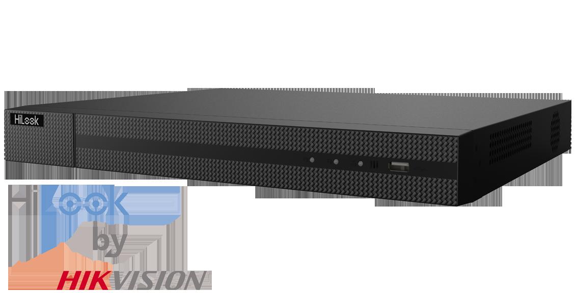 NVR 8ch, H.265+, 2MP, 1 SATA , 1 TB HDD