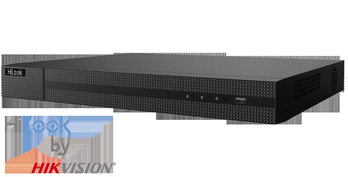 DVR 24-ch XVR HD TVI/AHD/CVI/CVBS video, 1-ch audio input, 2-ch IP video input,2 SATA interface, 4 MP