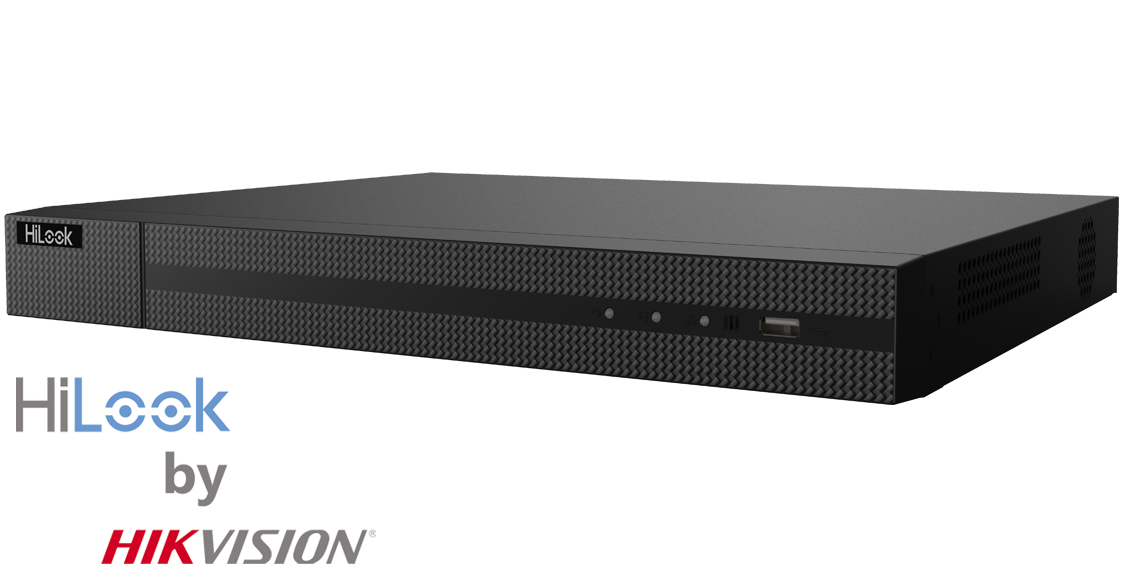 DVR 32-ch XVR HD TVI/AHD/CVI/CVBS video, 1-ch audio input, 2-ch IP video input,2 SATA interface, 4 MP
