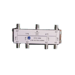 Satellite and cable splitter 6 hits 5-2500MHZ