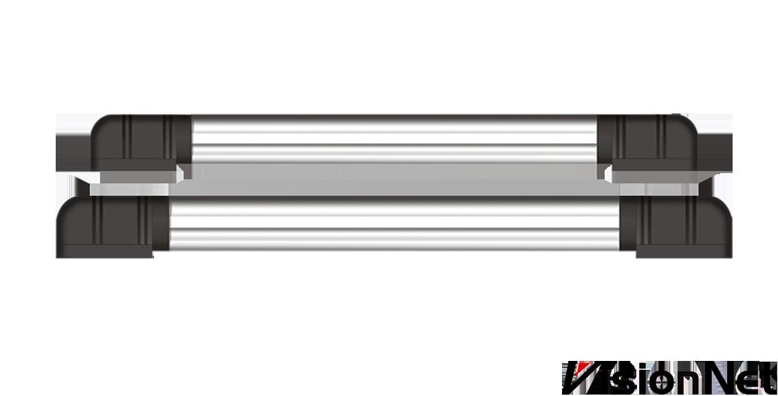 """גלאי אקטיבי סורג 2 קרניים 10 מ', 48 ס""""מ"""
