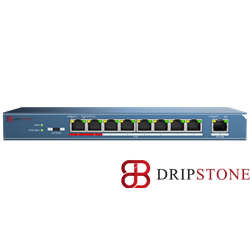 8Port 100 Mbps Unmanaged PoE Switch