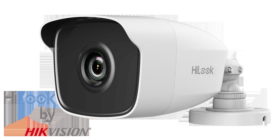 Bullet Camera, 2MP, CMOS, HD TVI/AHD/CVI/CVBS, 3.6mm, EXIR, IP66, Metal