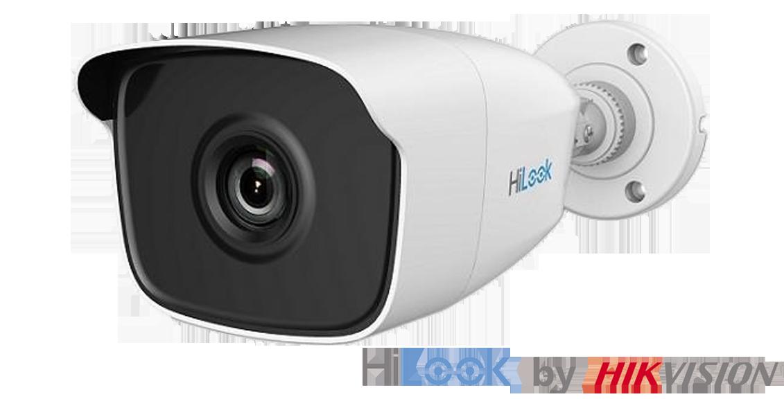 Bullet Camera, 2MP CMOS Sensor, 3.6 mm, 40m IR, Outdoor EXIR Bullet, ICR, VDC, Smart IR, DNR ,IP66
